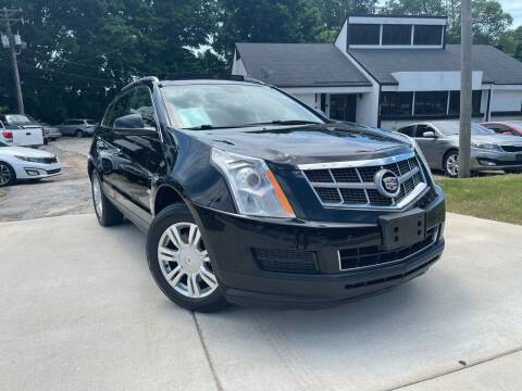 2011 Cadillac SRX for sale at Alpha Car Land LLC in Snellville GA