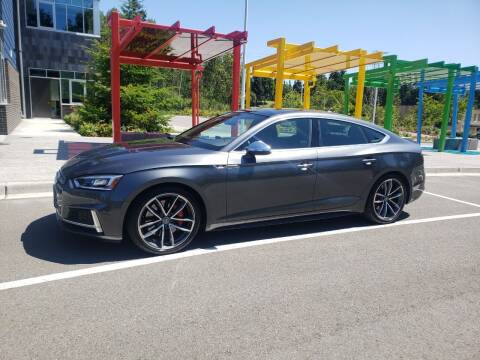 2019 Audi S5 Sportback for sale at Painlessautos.com in Bellevue WA