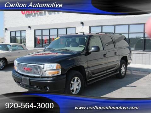 2006 GMC Yukon XL for sale at Carlton Automotive Inc in Oostburg WI