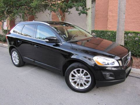 2010 Volvo XC60 for sale at FLORIDACARSTOGO in West Palm Beach FL