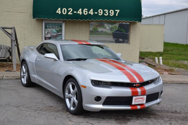 2015 Chevrolet Camaro for sale at Eastep's Wheels in Lincoln NE