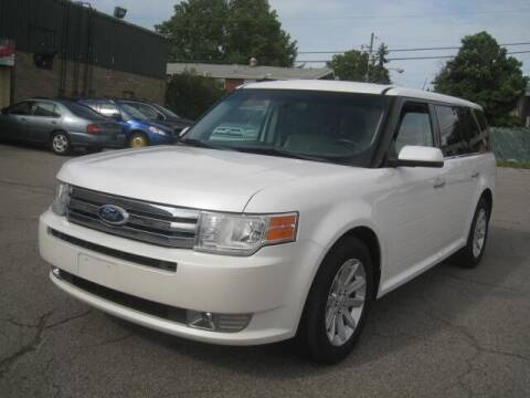 2012 Ford Flex for sale at ELITE AUTOMOTIVE in Euclid OH