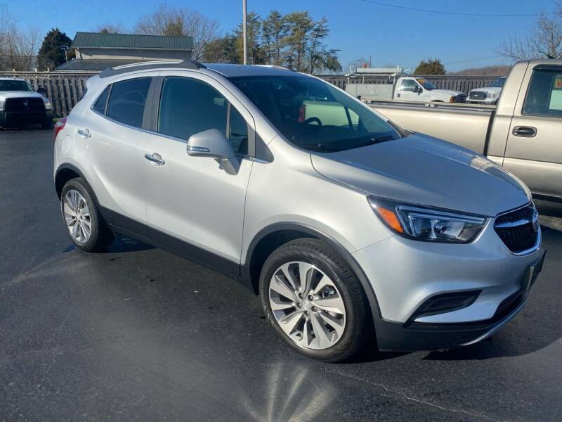 2019 Buick Encore for sale at CarSmart Auto Group in Orleans IN
