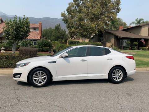 2013 Kia Optima for sale at Autos Direct in Costa Mesa CA