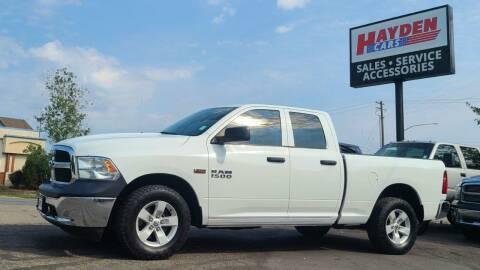 2014 RAM Ram Pickup 1500 for sale at Hayden Cars in Coeur D Alene ID