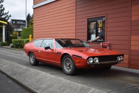 1970 Lamborghini Espada for sale at Gullwing Motor Cars Inc in Astoria NY
