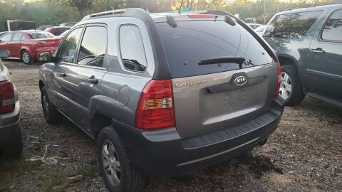 2006 Kia Sportage for sale at C.J. AUTO SALES llc. in San Antonio TX