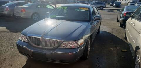 2004 Lincoln Town Car for sale at TC Auto Repair and Sales Inc in Abington MA