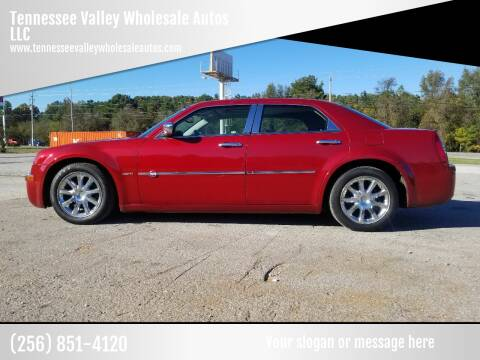 2006 Chrysler 300 for sale at Tennessee Valley Wholesale Autos LLC in Huntsville AL