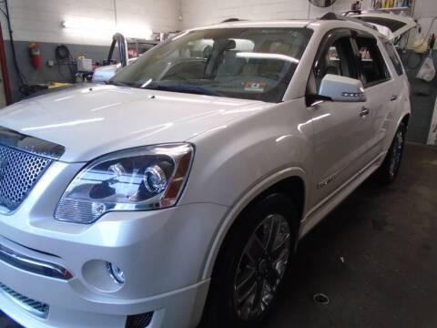 2011 GMC Acadia for sale at Greg's Auto Sales in Dunellen NJ
