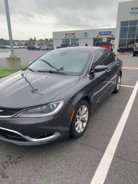 2015 Chrysler 200 for sale at The Car Guy powered by Landers CDJR in Little Rock AR