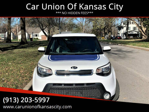 2015 Kia Soul for sale at Car Union Of Kansas City in Kansas City MO