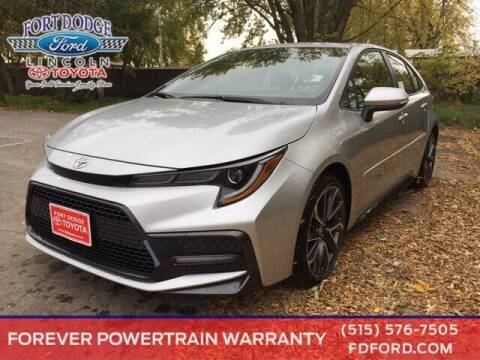 2021 Toyota Corolla for sale at Fort Dodge Ford Lincoln Toyota in Fort Dodge IA