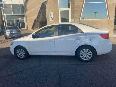 2012 Kia Forte for sale at Camelback Volkswagen Subaru in Phoenix AZ
