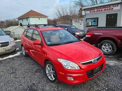 2010 Hyundai Elantra Touring for sale at Keyser Autoland llc in Scranton PA