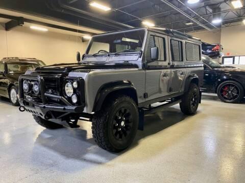 1990 Land Rover Defender for sale at Motorgroup LLC in Scottsdale AZ