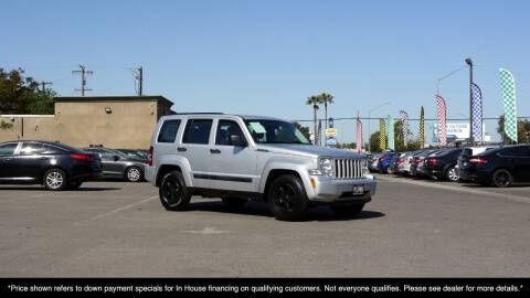 2012 Jeep Liberty for sale at Westland Auto Sales in Fresno CA