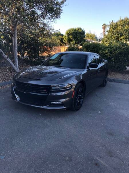 2016 Dodge Charger SXT 4dr Sedan - Fallbrook CA