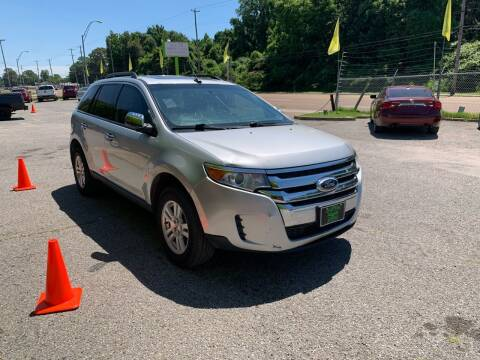 2013 Ford Edge for sale at Super Wheels-N-Deals in Memphis TN