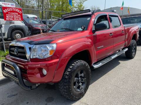 2006 Toyota Tacoma for sale at White River Auto Sales in New Rochelle NY
