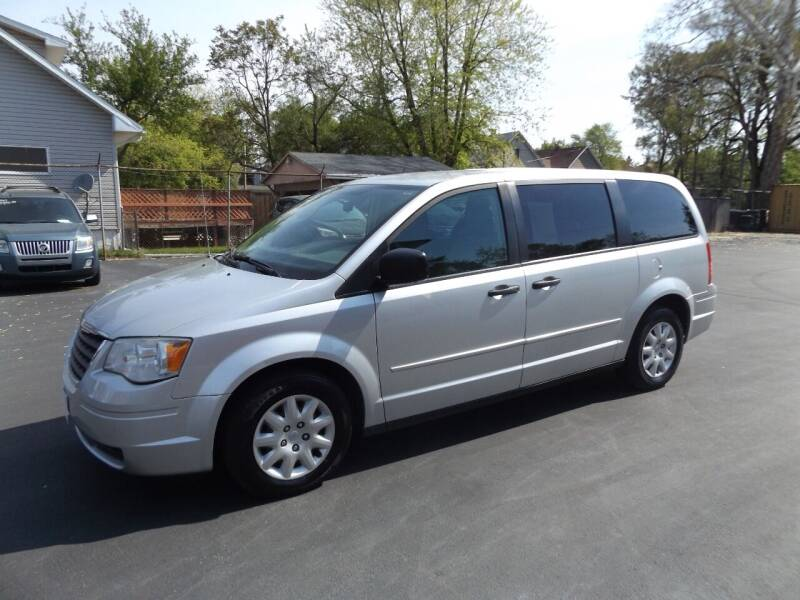 2008 Chrysler Town and Country for sale at Goodman Auto Sales in Lima OH