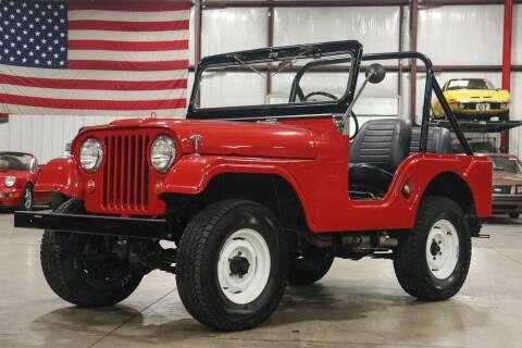 1967 Kaiser Willys Jeep