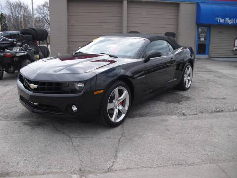 2013 Chevrolet Camaro for sale at 1st Choice Auto Inc in Green Bay WI