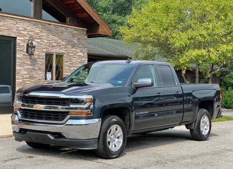 2019 Chevrolet Silverado 1500 LD for sale at Griffith Auto Sales in Home PA