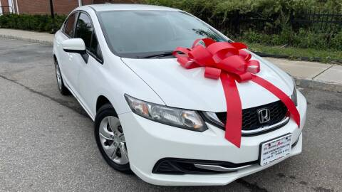2015 Honda Civic for sale at Speedway Motors in Paterson NJ