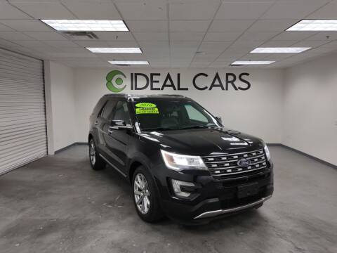 2016 Ford Explorer for sale at Ideal Cars East Mesa in Mesa AZ