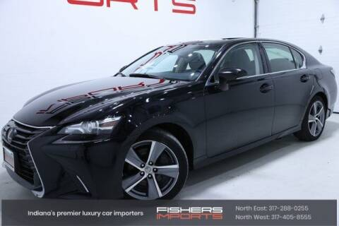 2016 Lexus GS 350 for sale at Fishers Imports in Fishers IN