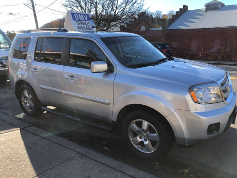 2011 Honda Pilot for sale at Deleon Mich Auto Sales in Yonkers NY