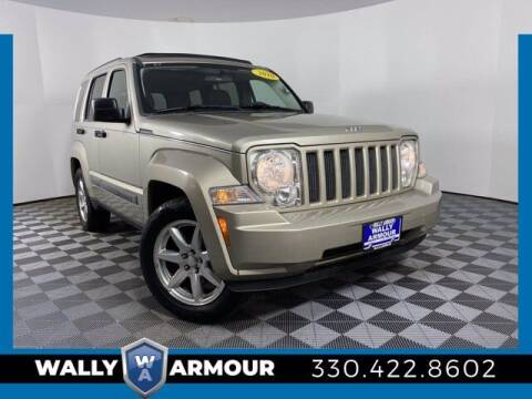 2010 Jeep Liberty for sale at Wally Armour Chrysler Dodge Jeep Ram in Alliance OH
