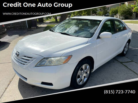 2007 Toyota Camry for sale at Credit One Auto Group in Joliet IL
