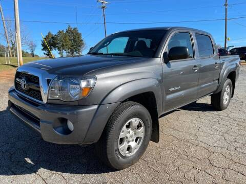 2011 Toyota Tacoma for sale at Modern Automotive in Boiling Springs SC