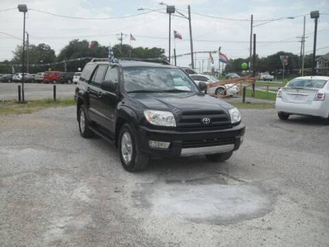 2004 Toyota 4Runner for sale at Twin Motors in Austin TX