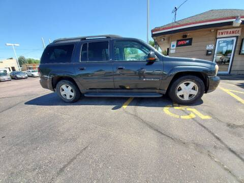 2003 Chevrolet TrailBlazer for sale at Geareys Auto Sales of Sioux Falls, LLC in Sioux Falls SD