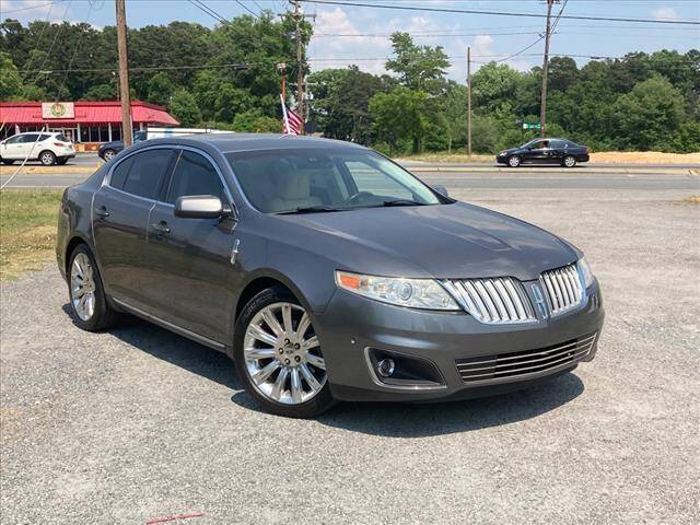 2011 Lincoln MKS for sale at Auto Mart in Kannapolis NC