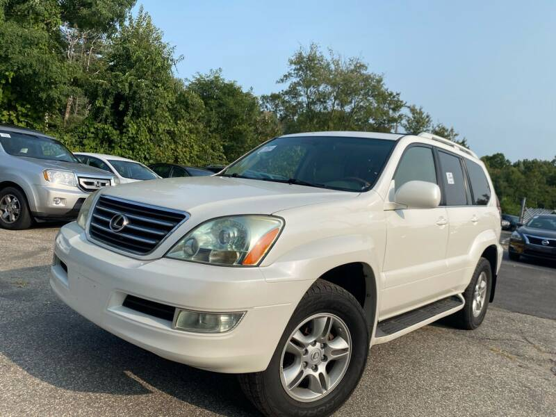 2007 Lexus GX 470 for sale at Royal Crest Motors in Haverhill MA