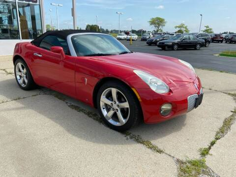 2007 Pontiac Solstice for sale at Great Lakes Auto Superstore in Waterford Township MI