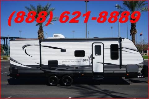 2021 Highland Ridge Rv Open Range Series for sale at AZMotomania.com in Mesa AZ