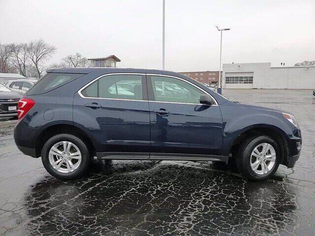 2017 Chevrolet Equinox for sale at Hawk Chevrolet of Bridgeview in Bridgeview IL