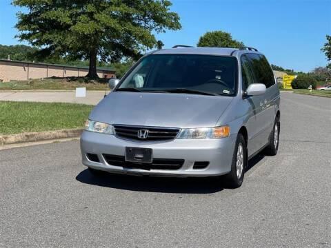 2003 Honda Odyssey for sale at CarXpress in Fredericksburg VA