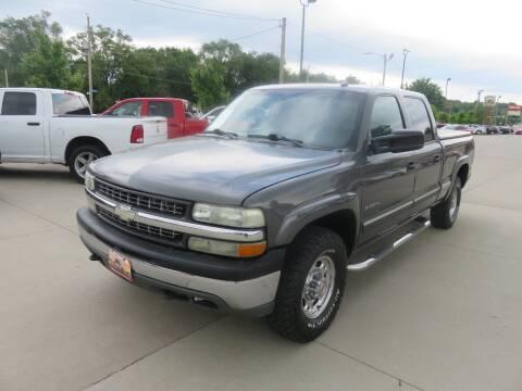 2002 Chevrolet Silverado 1500HD for sale at Azteca Auto Sales LLC in Des Moines IA