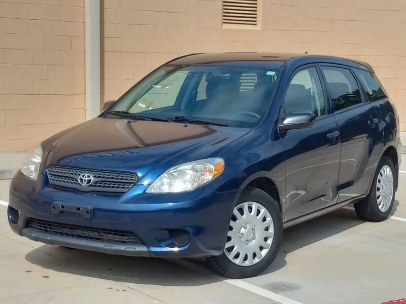2005 Toyota Matrix for sale at Executive Motor Group in Houston TX