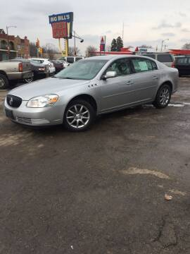 2007 Buick Lucerne for sale at Big Bills in Milwaukee WI