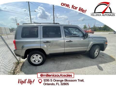 2013 Jeep Patriot for sale at Millenia Auto Sales in Orlando FL