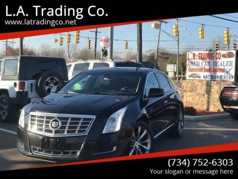 2014 Cadillac XTS for sale at L.A. Trading Co. in Woodhaven MI