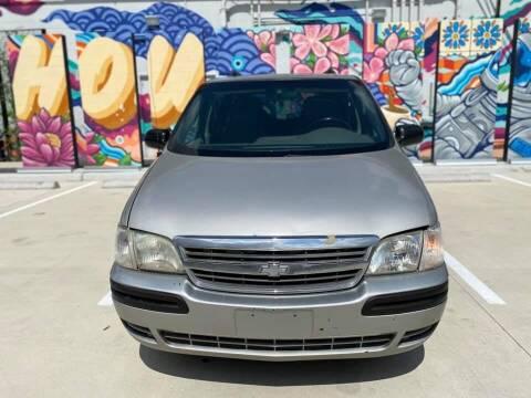 2004 Chevrolet Venture for sale at Delta Auto Alliance in Houston TX