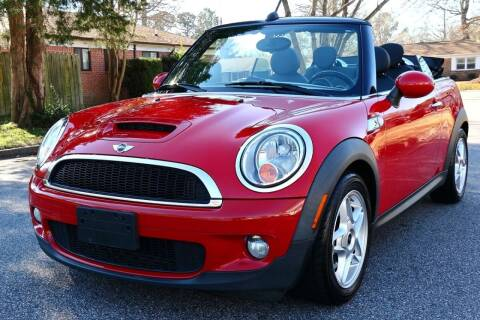 2010 MINI Cooper for sale at Prime Auto Sales LLC in Virginia Beach VA